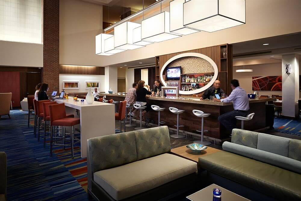Delta Prince Edward Lobby Bar