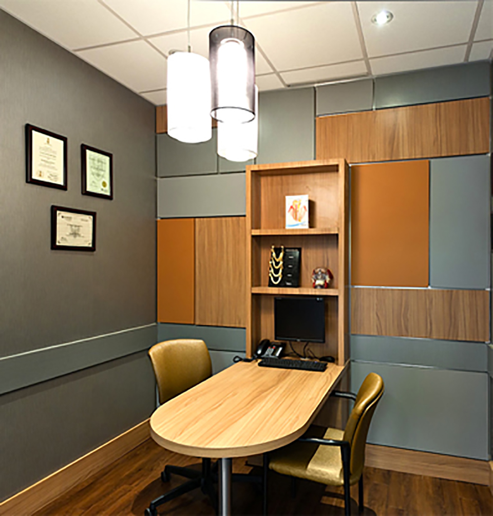 Bedford dentistry mac interior design interior design for Interior decorators dartmouth ns