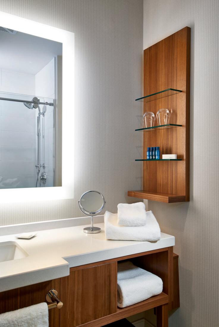 Delta Dartmouth Guestrooms - MAC Interior Design: Interior ...
