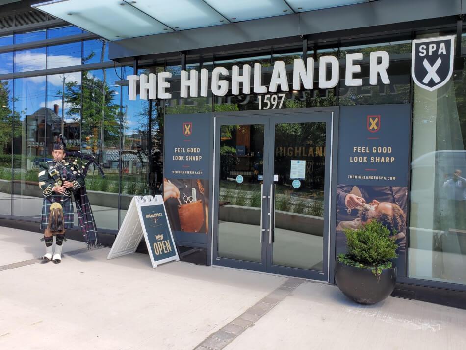 The Highlander 4